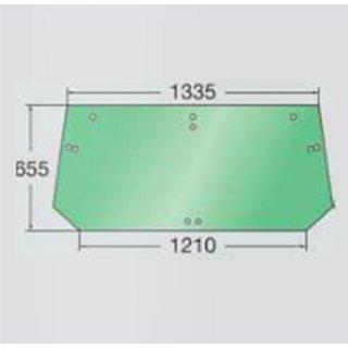 Heckscheibe Case IH CS100-150, CVX120-1190