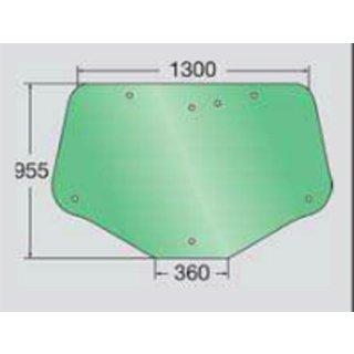 Heckscheibe Case IH Maxxum100-140, New Holland TS-A 100-135
