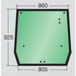 Heckscheibe Case IH JX60-95, TD 55D-95D