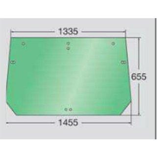 Heckscheibe oben Case IH CVX130-170, New Holland T7520-T7550, TVT135-195, Steyr 120-170