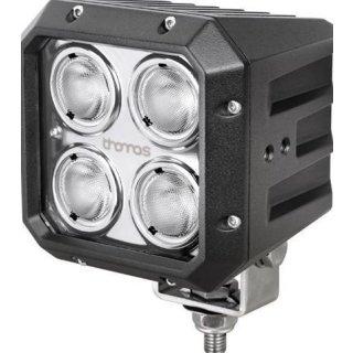 LED Arbeitsscheinwerfer, 4300 Lumen, Abstrahlwinkel: 40° Scheinwerfer.
