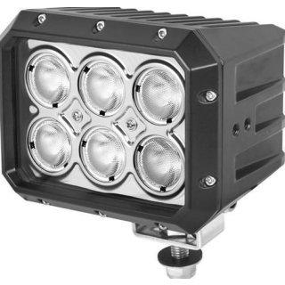 LED Arbeitsscheinwerfer, 6500 Lumen, Abstrahlwinkel: 60° Scheinwerfer.