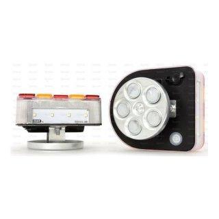 Connix ,Leuchtensatz - kabellos, Befestigung durch Magnet