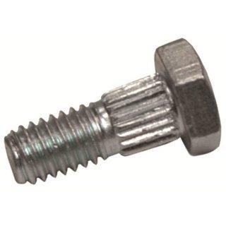 Zahnschraube M6x16